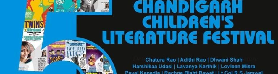 Chandigarh Children's Literature Festival 2017