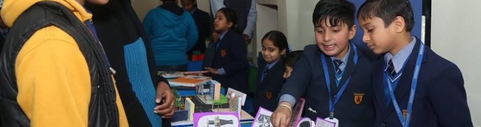 Annual Exhibition (Pre-Nur to Grade-III)
