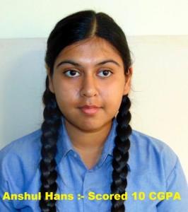 Anshul Hans