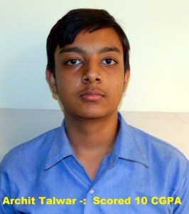 Archit Talwar