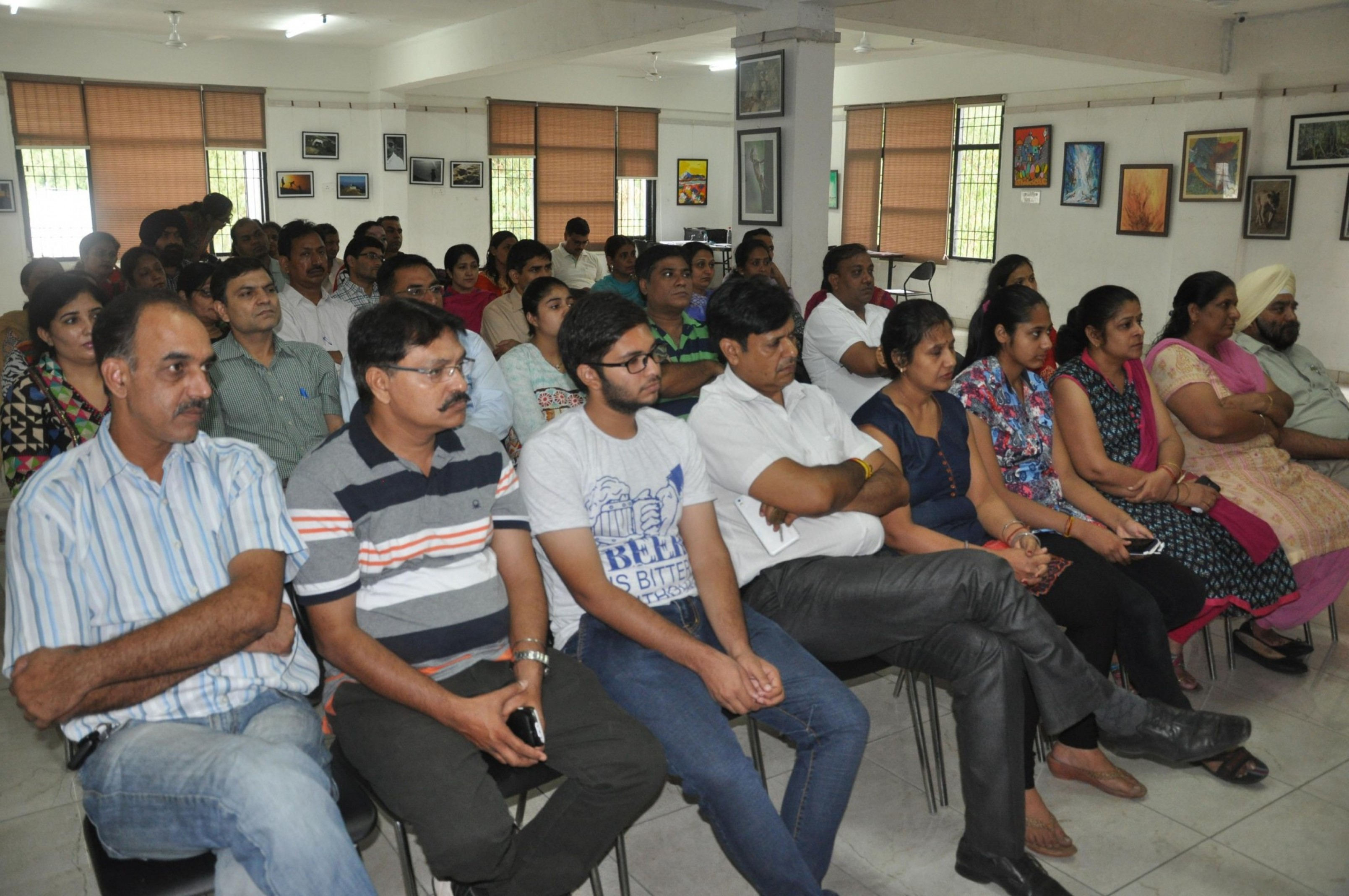 School in association with ICS (Institute of Career Studies)-Lucknow organized a 4-day career counseling program from 9th-12th July for students of grade IX-XII. ICS is a career counseling organization with an experience of over two decades in providing career guidance as well as conducting various educational and training programmes. The […]