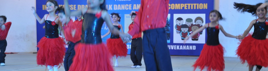 Show talent in Dance & Drama Competition