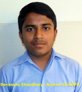 Devanshu Chaudhary