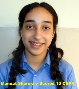 Mannat Sharma