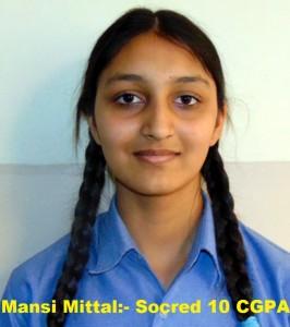 Mansi Mittal