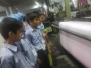 Visit to a Textile industry